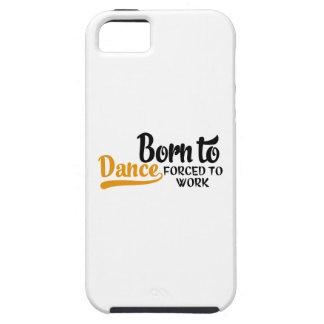 dance iPhone SE/5/5s case