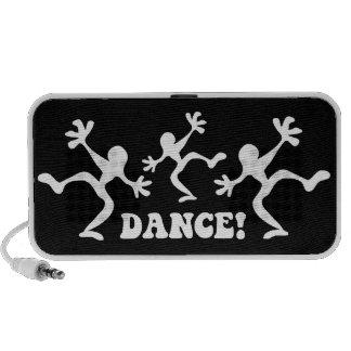 dance iPod speaker
