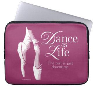 Dance Is Life Computer Sleeve