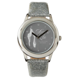 Dance Is Life Wristwatch