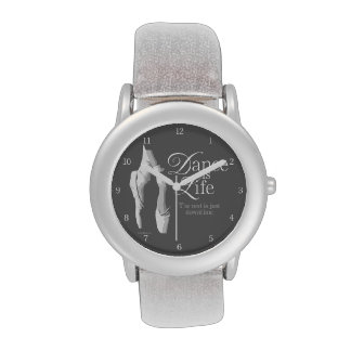 Dance Is Life Wristwatches
