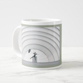 """Dance is made of us"" Giant Coffee Mug"