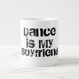 Dance Is My Boyfriend Jumbo Mug