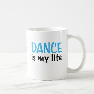 DANCE is my life Coffee Mug