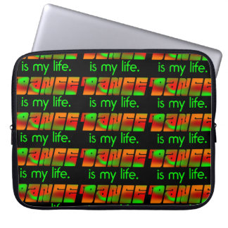 Dance is My Life Computer Sleeve