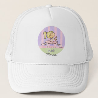 Dance - Jete - Ballet recital Trucker Hat