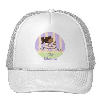dance-jeteaa10x10_circle_cp trucker hat