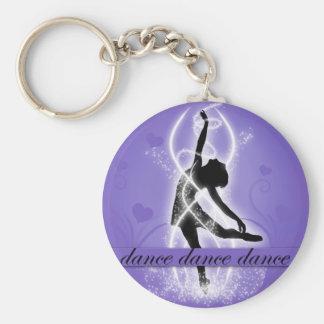 Dance Keychain