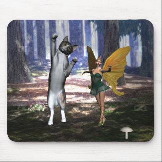 Dance Lesson Mouse Pad