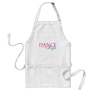 Dance Life Adult Apron