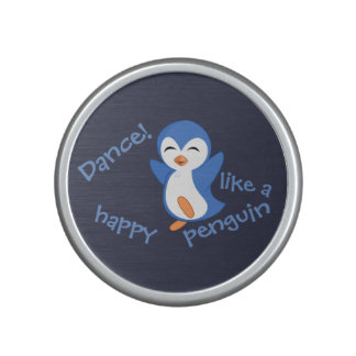 Dance Like a Happy Penguin Speaker
