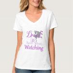 DANCE Like Nobody's Watching Goat (Orchid) Tee Shirt
