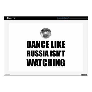 Dance Like Russia Not Watching Skin For Laptop