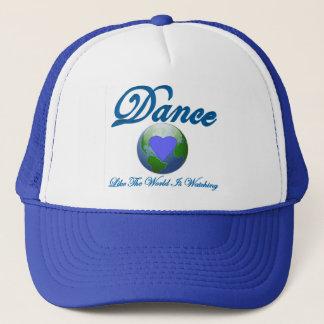 Dance Like The World Is Watching Trucker Hat