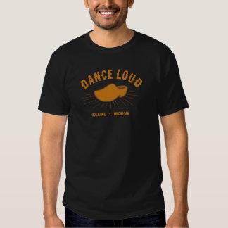Dance Loud™ Rustic Tee Shirt