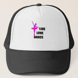 dance love live trucker hat