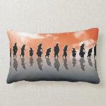 Dance Lumbar Pillow