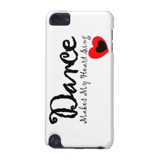 Dance Makes My Heart Sing iPod Touch (5th Generation) Cover