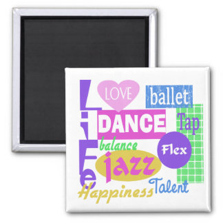 Dance Mix Magnet