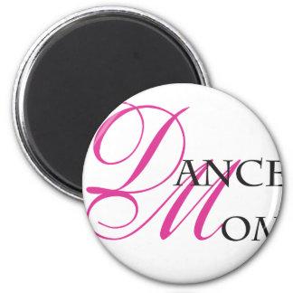 Dance Mom 01 2 Inch Round Magnet
