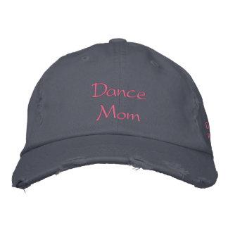 Dance Mom Embroidered Baseball Cap