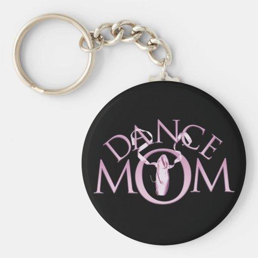 Dance Mom Keychain