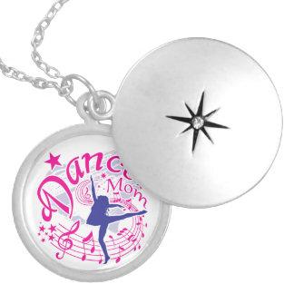 Dance Mom Locket Necklace