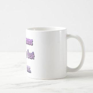 Dance moms have the best hair buns. coffee mug