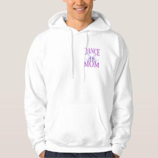Dance mother hood equipped trainer hoodie