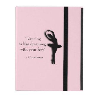 Dance Motivational iPad Case
