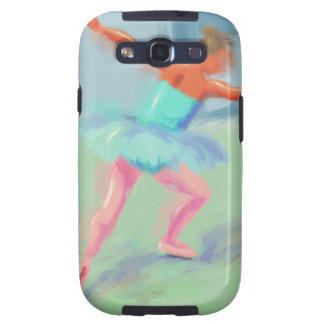 Dance Movement in Blue Galaxy SIII Covers