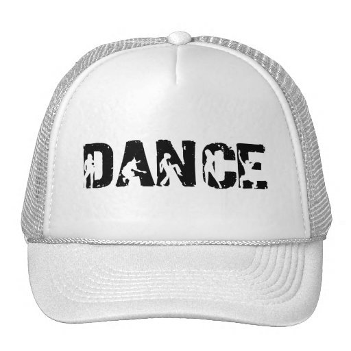 DANCE! Movers and Shakers Mesh Hats