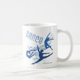 Dance Classic White Coffee Mug