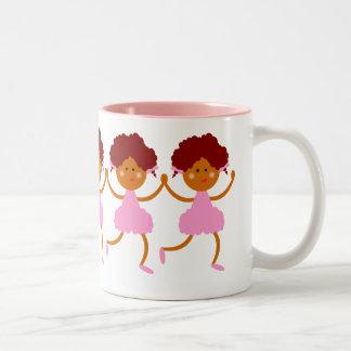 Dance! Two-Tone Coffee Mug