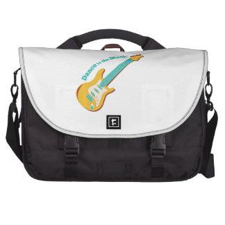 Dance Music Laptop Messenger Bag
