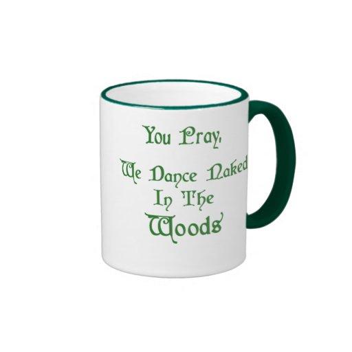 Dance Naked Mug