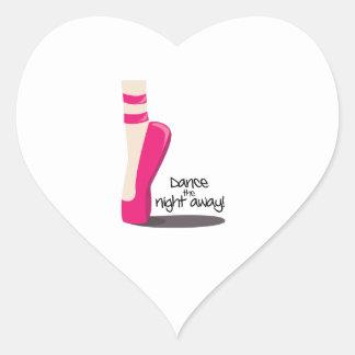 Dance Night Away Sticker