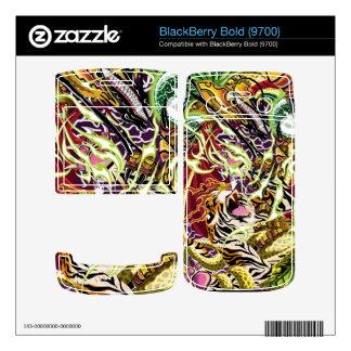 Dance Of Ascension BlackBerry Bold 9700 Vinyl Skin Skins For BlackBerry