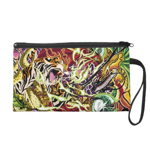 Dance Of Ascension Clutch Wristlets