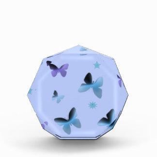 Dance of Butterflies in Blue Award