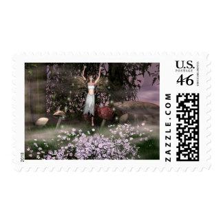 Dance of Celebration Stamp