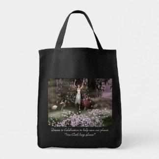 Dance of Celebration Tote Bag