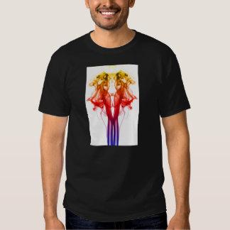 Dance of color - Smoke Tee Shirt