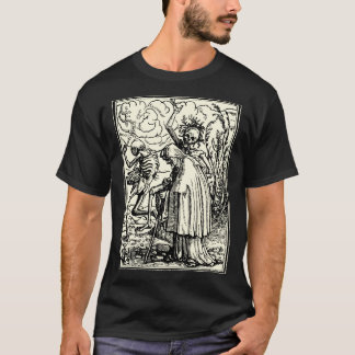 Dance of death, Dance OF macabre (getting leg) T-Shirt