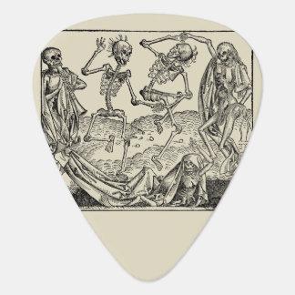 Dance of death/Dance OF macabre Guitar Pick