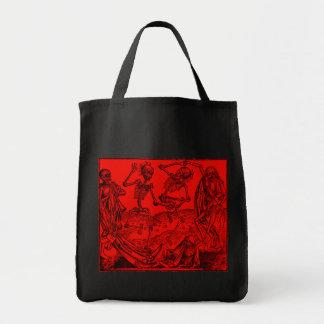 Dance of death/Dance OF macabre Tote Bag