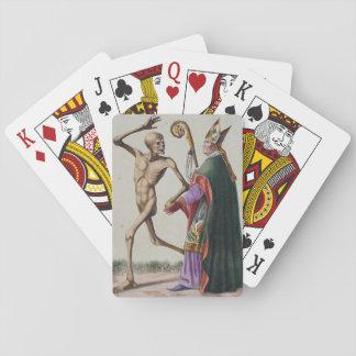 Dance of Death in Basel | The Bishop Poker Cards