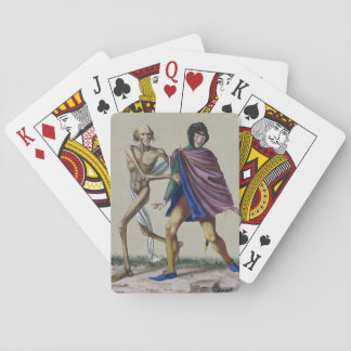 Dance of Death in Basel | The Count Poker Cards