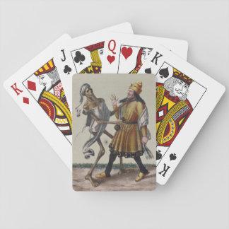 Dance of Death in Basel | The Jew Card Decks