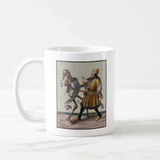 Dance of Death in Basel   The Jew Coffee Mug